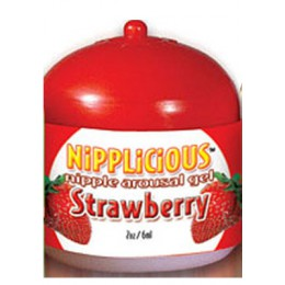 Nipplicious Strawberry 2oz
