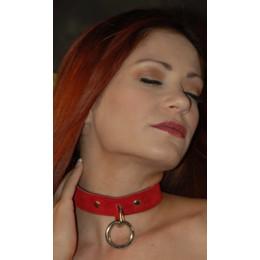 Single Collar - Red