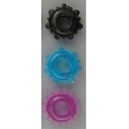 SUPER FUN RING, 3 PACK
