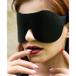 Mask - Black with Fur