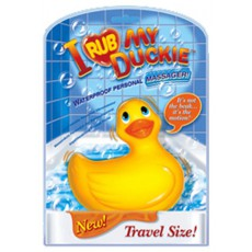 Travel Duckie - Yellow