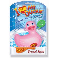 Travel Duckie - Pink