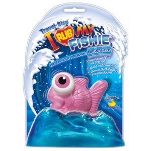 Travel Fishie - Pink