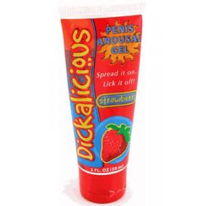 Dickalicious Strawberry  2oz