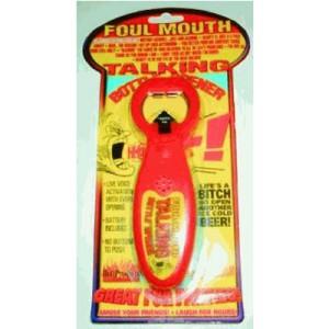 Foul Mouth Bottle Opener