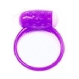 Humm Dinger Vibrating Cockring Purple