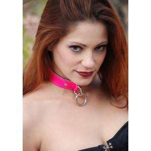 Single Collar - Pink