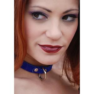 Kitty Collar - Blue