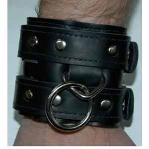 Heavy-Duty Cuffs - Fur Lining