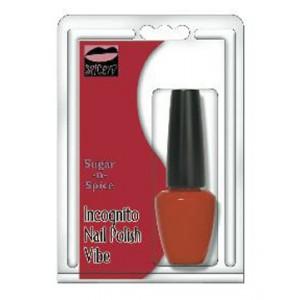 Nail Polish Vibe - Red